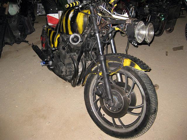 Yamaha XJ650 71f8a417