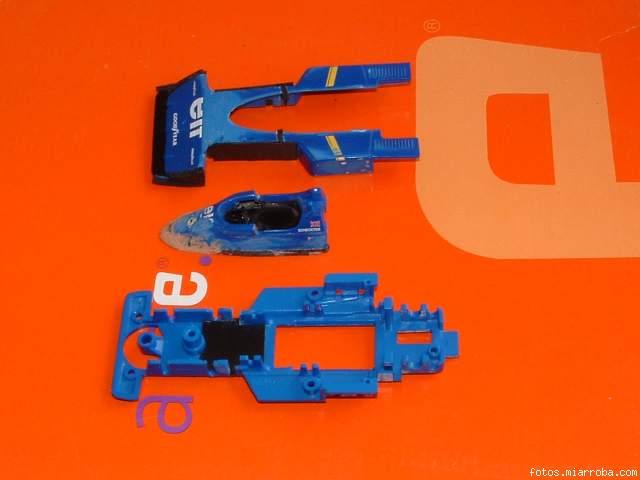 Tyrrell, P34,