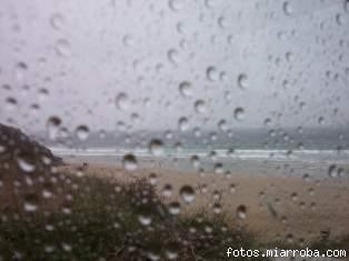 Lluvia y melancol?a
