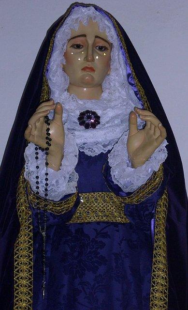Virgen Madre de Torrecuevas.