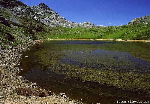 Somiedo, Lago Cerveriz
