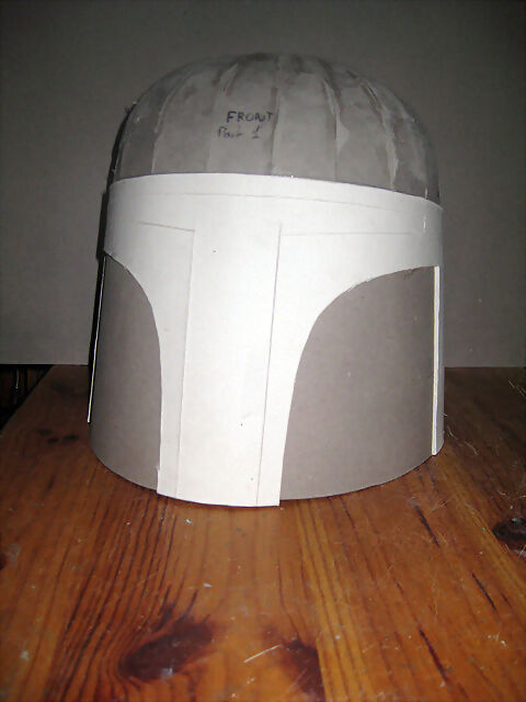 Universo Star Wars Tu Propio Casco De Mandaloriano Fan Art