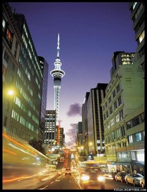 Auckland. Nueva Zelanda