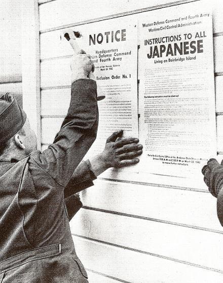El triste exilio de los Japoneses-americanos