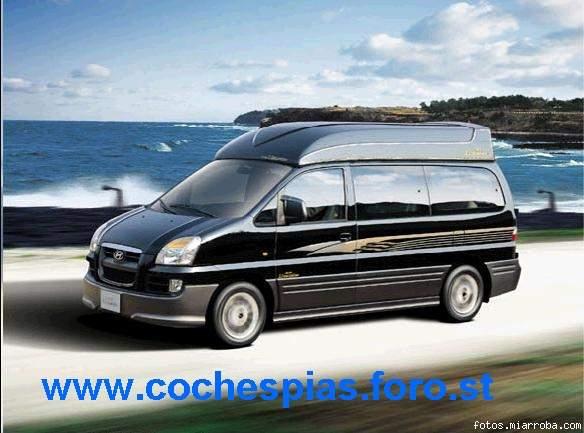 foro4x4 hyundai h1 starex limousina furgos y camper. Black Bedroom Furniture Sets. Home Design Ideas