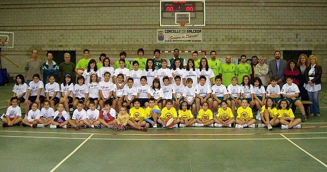 Foto familia C.B.CASELAS EDM. 09-10