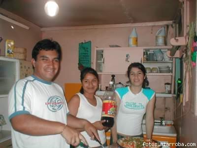 Actividad Almuerzo para Beneficio /Dpto. de J�venes Arica