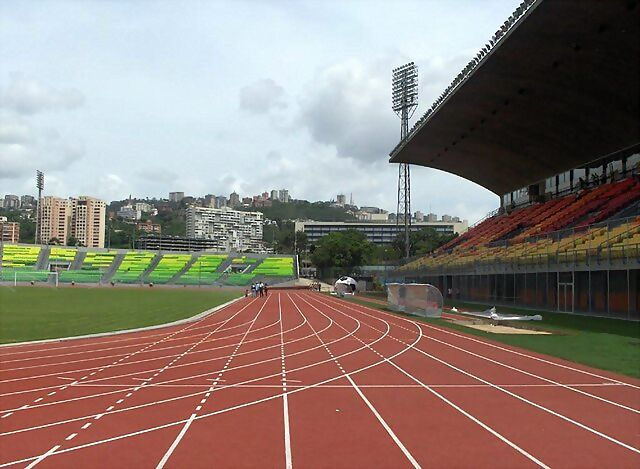 Caracas | Estadio Olímpico Universitario | 22.000 B2b4aa0c