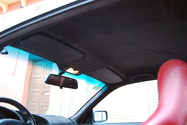 pintar techo interior del coche bmw faq club