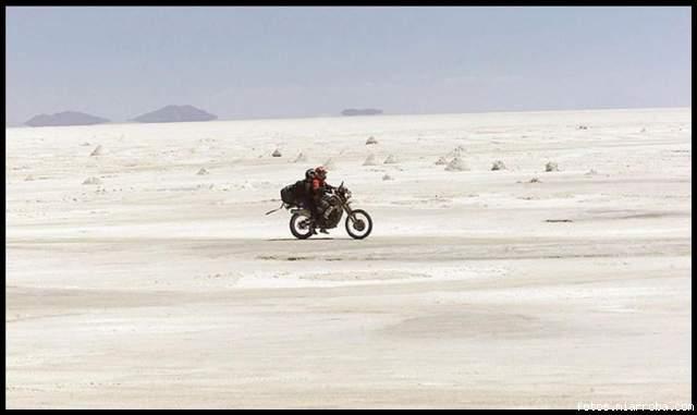 Planicie de sal de Uyuni - La Paz, Bolivia.