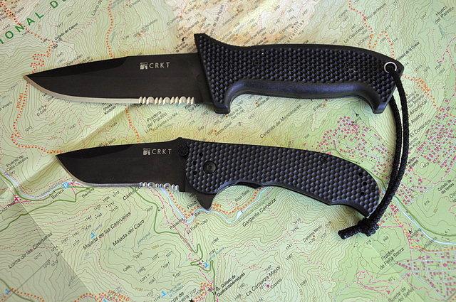 Foro armas blancas cuchillos navajas y m s dos buenas opciones para supervivencia - Navajas buenas ...