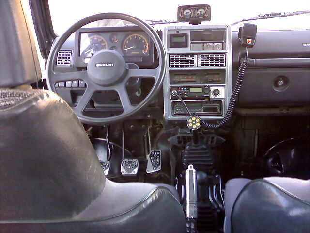 Suzuki 88 Ultima Mejora Del Interior Suzuki Lj Sj Y