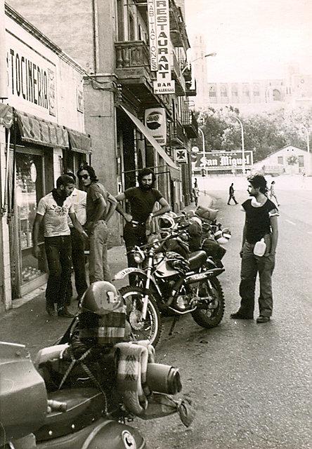 Vuelta a espa a en moto 1973 - Hoteles en puerto lumbreras ...