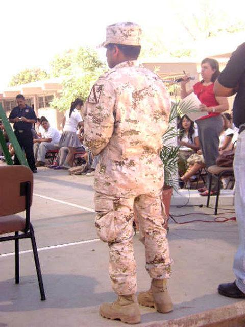 Foro Extraoficial de la Fuerza Aérea Mexicana - uniforme ...