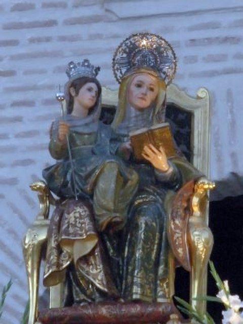 Ceremonia y r brica de la iglesia espa ola procesiones - Santa ana atarfe ...