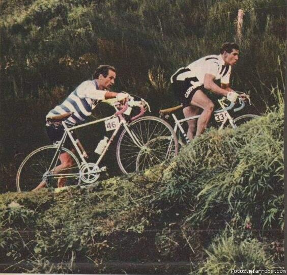 equipo ciclista juvenil: