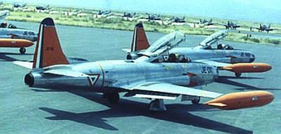 T-33 Fuerza Aerea Mexicana E792c6ed