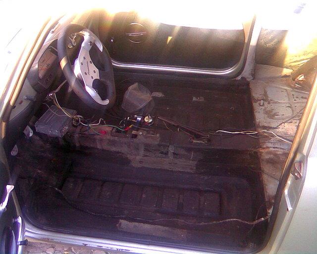 Fiat 600 club pasi n por el fitito alfombrar el piso Mas alfombrar