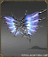 Mu bless как сделать 2 крылья