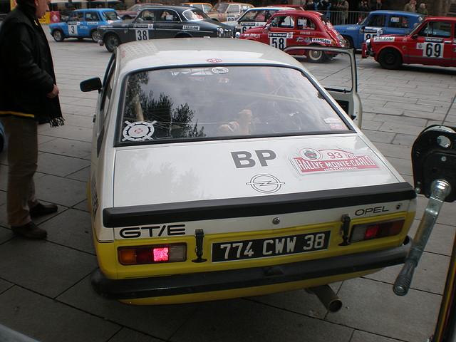 Rallye Montecarlo Vehiculos Historicos 2011 115