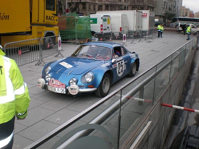 Rallye Montecarlo Vehiculos Historicos 2011 122