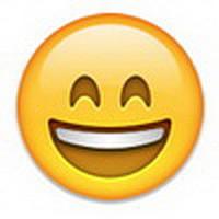 emoji CARA FELIZ