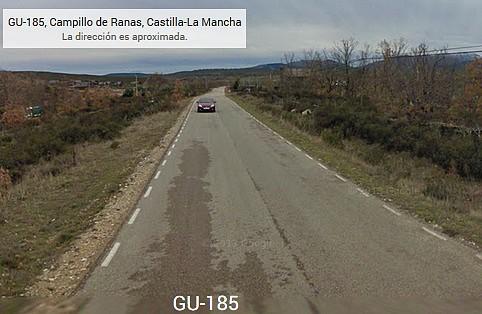 156,5- 170 ;tramo campillejo-majaelrayo