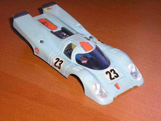 Porsche 917 EXIN