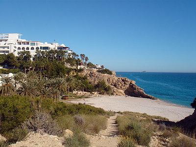 Montiboli, Playa del Minarete