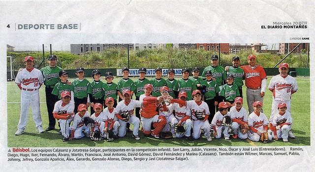2011.07.20a Liga infantil