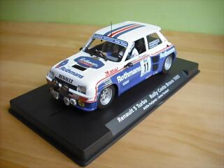 R5 Turbo Rothmans FLY (!)