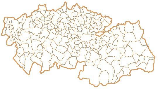 municipios Toledo