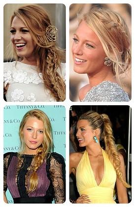 Algunas Sugerencias de Peinados con Trenzas Varias Ideas