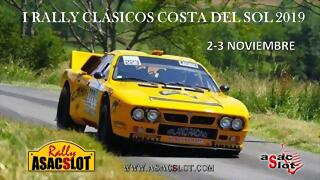 CARTEL I RALLY COSTA DEL SOL 2019