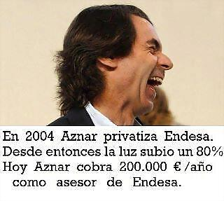 Aznar Endesa