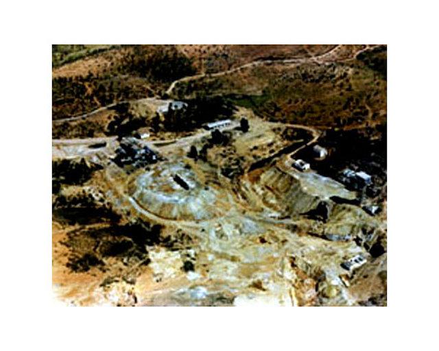 mina. Cueva de la Mora.