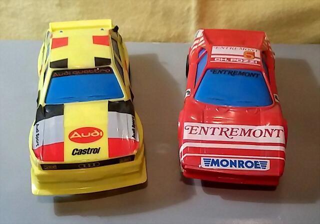 Polistil Audi & Ferrari GTO (3)
