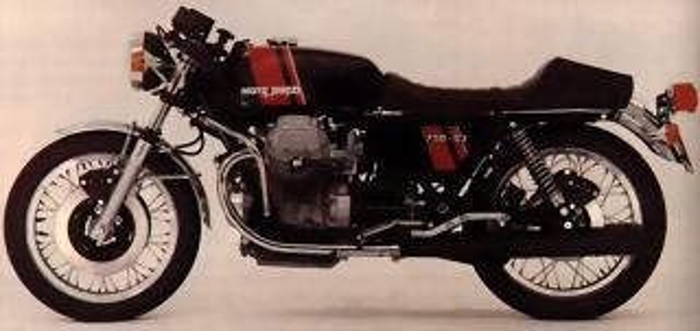 Moto Guzzi 750S3  1