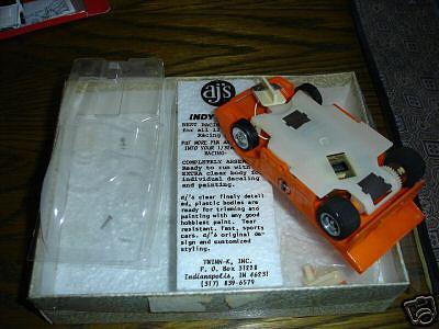 AJS Indy Flyer McLaren 3