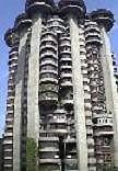 Torres Blancas, Madrid, Sáenz de Oiza