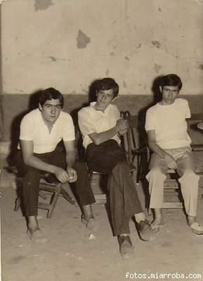 Amigos Feria Gérgal Años 60?