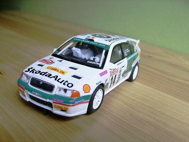 Skoda Octavia WRC (1)