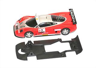 SP600018 chassis + body Mosler MT900 - NINCO