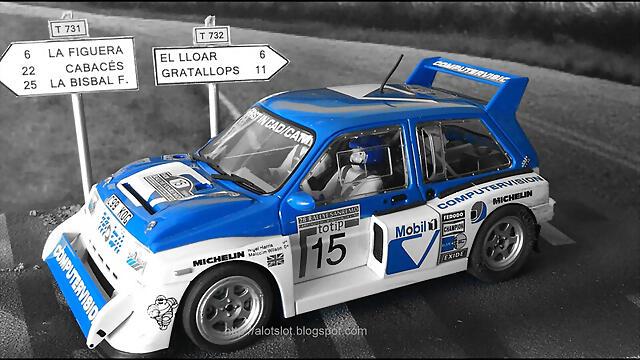 rally - Diorama Rally Catalunya by AlotSlot 3555371EE41854AFB0092B54AFAE90