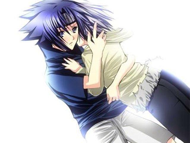 Sasuke Hina