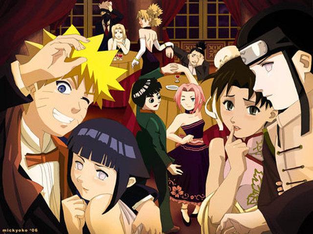Fiesta Naruto