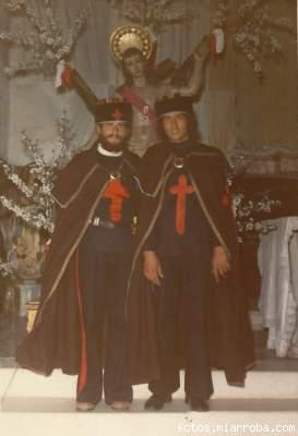 Moros y Cristianos año 1975