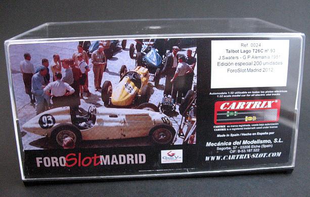 Talbot Lago, edicion FOROSLOT 2012 (2)