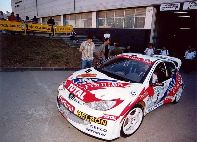 Peugeot 206 WRC -- -- Monzon FORTUNA