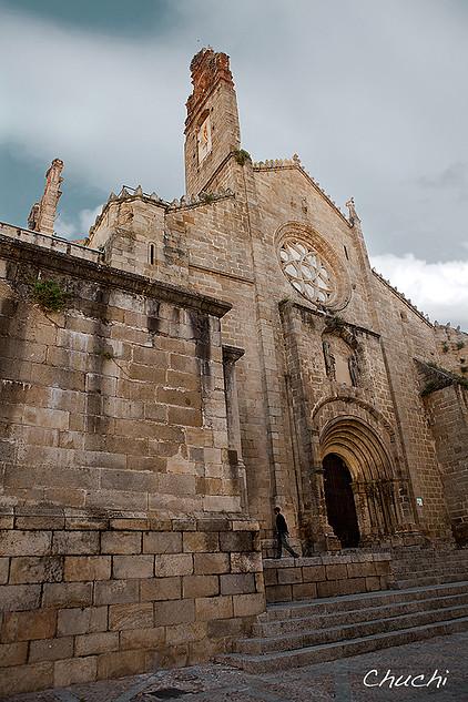 Placencia catedral vieja